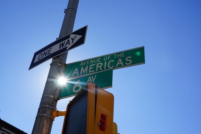 Une semaine à NewYork : balades, shopping & conférences