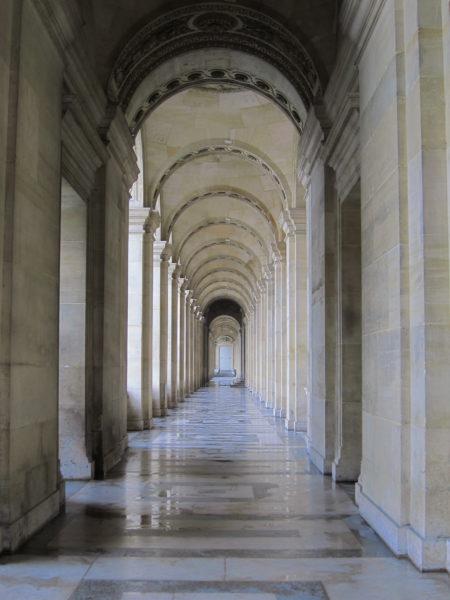 Arcades du Louvre MonsieurMada.me