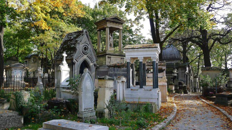 Les cimetières parisiens