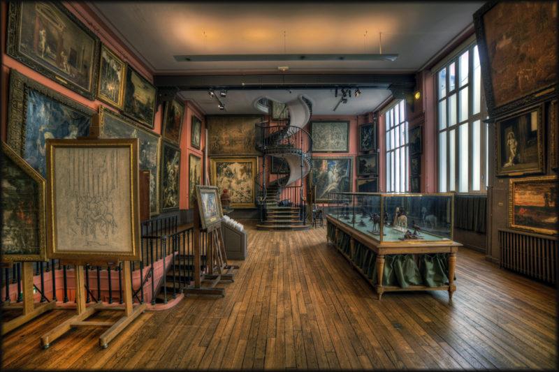Musée Gustave Moreau MonsieurMadame Claudia