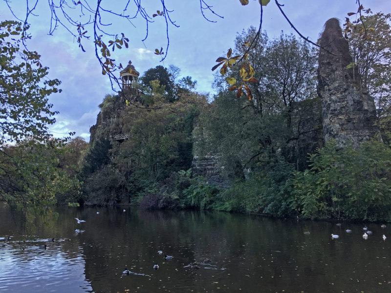 Le Parc des Buttes Chaumont