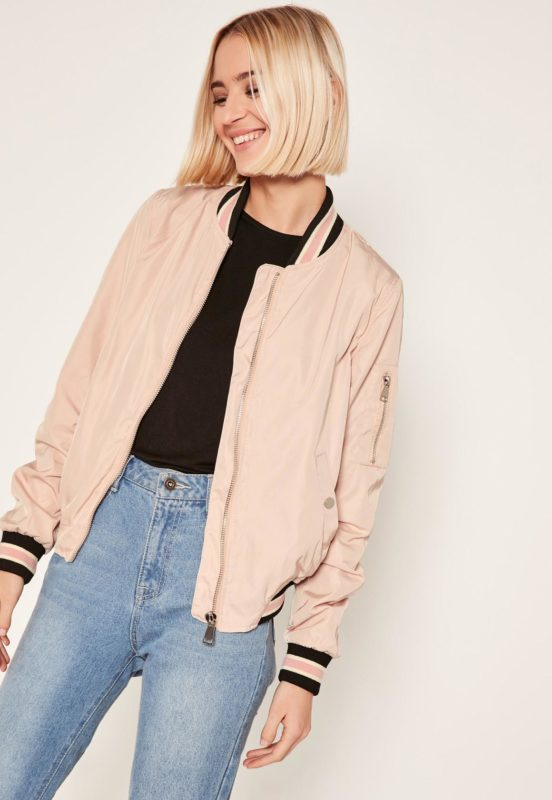 bomber-nude-lger-dtails-zips