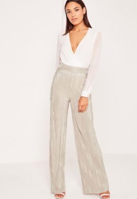 pantalon-large-dor-pliss