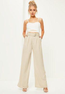 pantalon-nude-large-en-crpe--double-ceinture