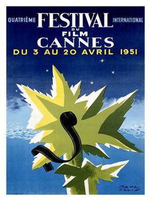 Affiche de 1951 ; Source: cinetom