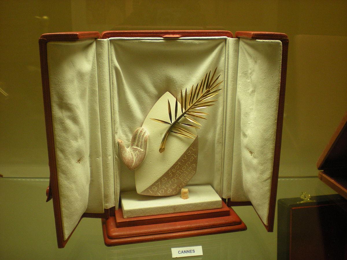 Trophée de la Palme d'Or de 1979 ; Source: Wikipédia