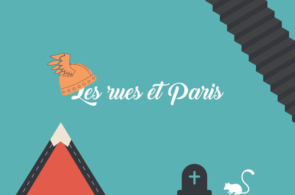 Infographie: Les rues de Paris, entre chiffres et découvertes