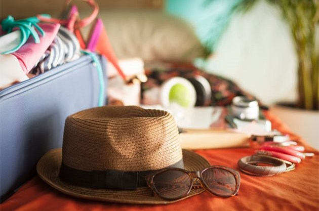 Direction les Bahamas, dans ma valise il y a ...