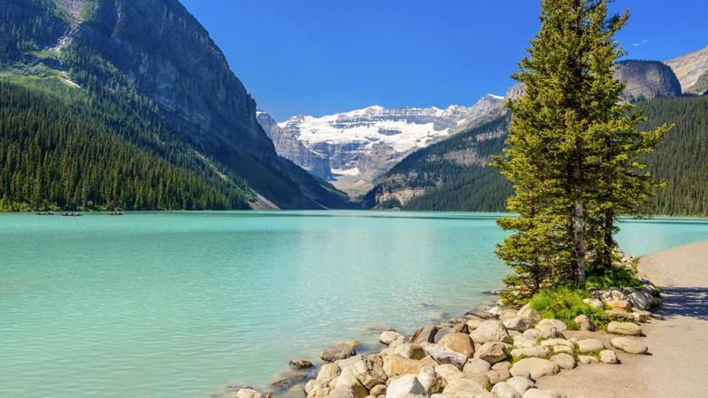 Lac-Louise-Alberta