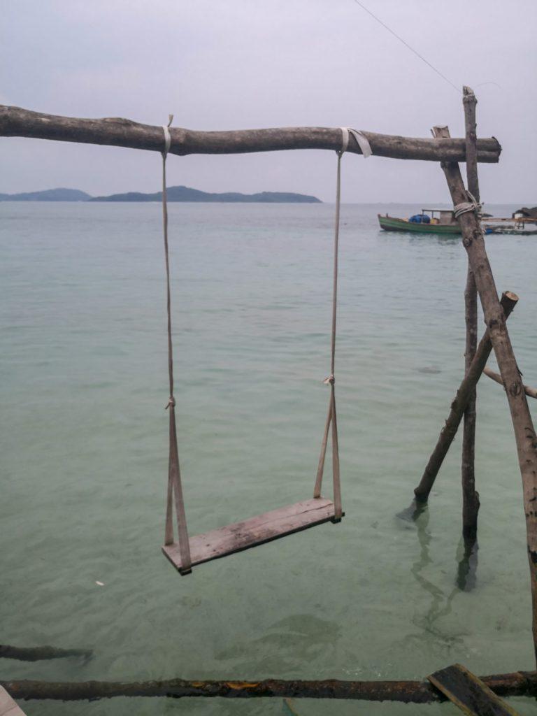 phu quoc, ile, touristes, bateau, vietnam