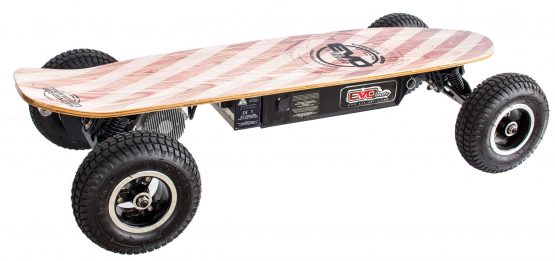 skate electrique Cross 1000 Brushless v3