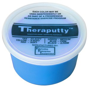 Masilla Terapéutica Theraputty Blue