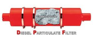 Truck Repair Diesel Particulate Filter | Monson TNT