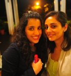 Avanti Maluste and Shivani Khatau…for being my two favorite people in Mumbai. 7/21/10