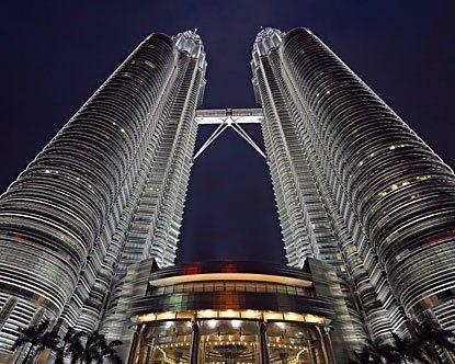 Arrival In Kuala Lumpur