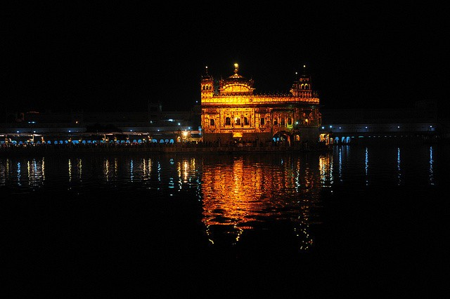 All That Glitters Is Gold In Amritsar