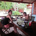 Martin and Rozenn…for teaching me how to play YAMS! and sharing some blissfully relaxed days in Ko Pha Ngan. 08/12/15. -steph