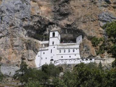 Mount Ostrog Monastery