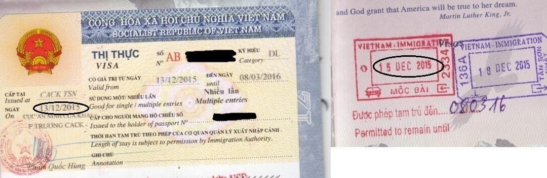 The Vietnam E-Visa On Arrival Experience