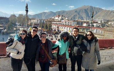 The Journey To Tibet
