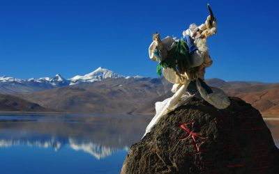 """The Other Most Beautiful Drive In The World"": From Lhasa To Shigatse"