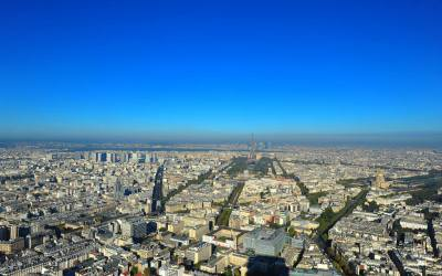 From The Top of Paris