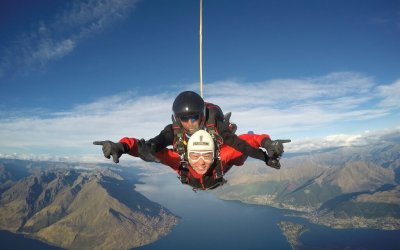Who Jumps Out Of A Perfectly Good Airplane?