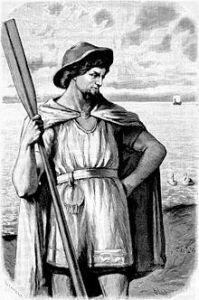 航海の神ニョルズ