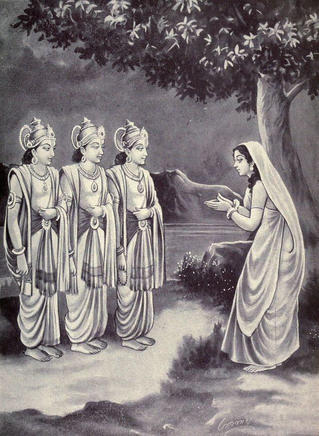アシュヴィン双神|医療を司る輝きに満ちた双子神