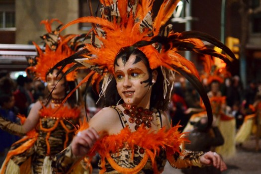carnaval tarragona rua artesania 2013