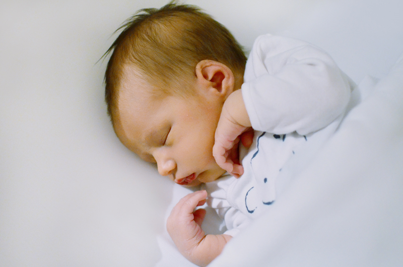 bebe recien nacido