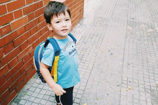 primer dia escuela p3
