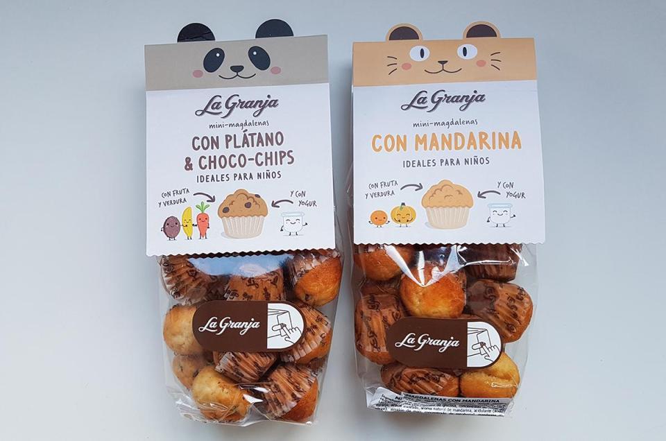 la granja foods magdalenas yogur niños quedada instamamascat