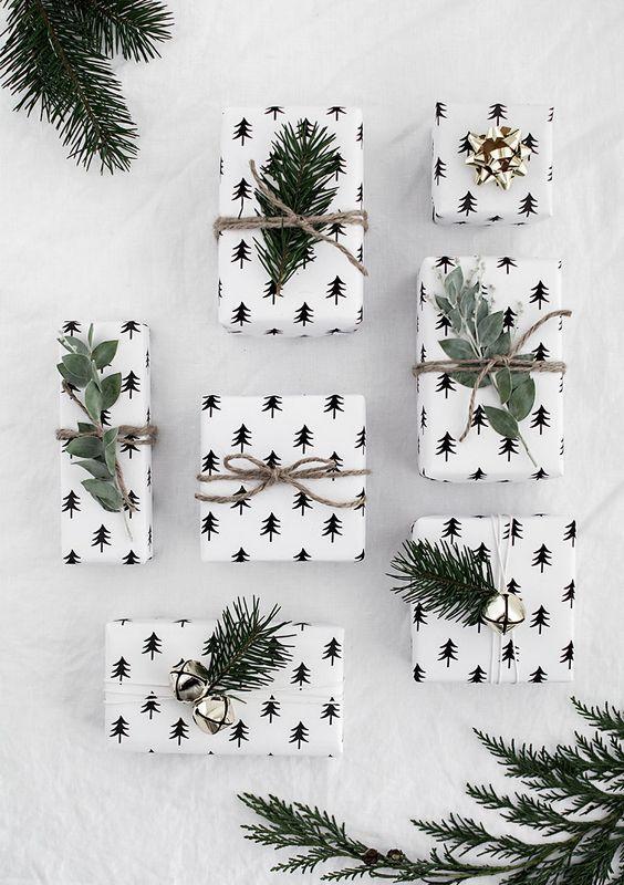 christmas gift wrapping ideas para envolver regalos de navidad 4