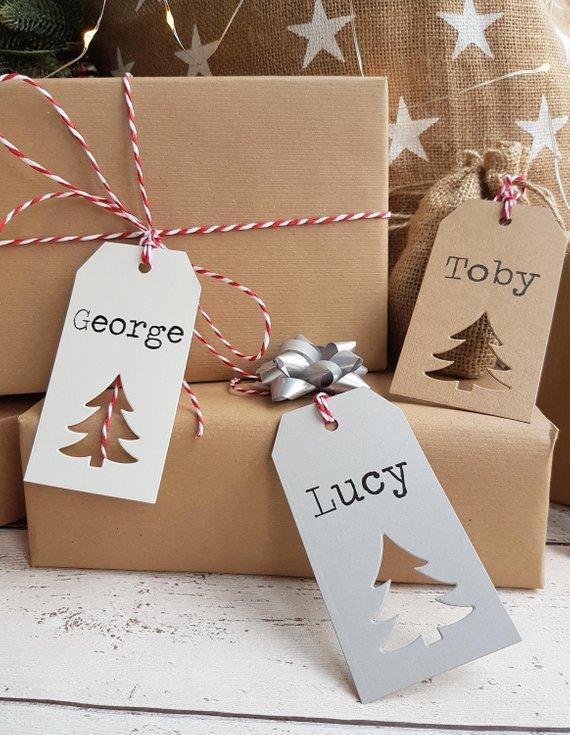 christmas gift wrapping ideas para envolver regalos de navidad 8