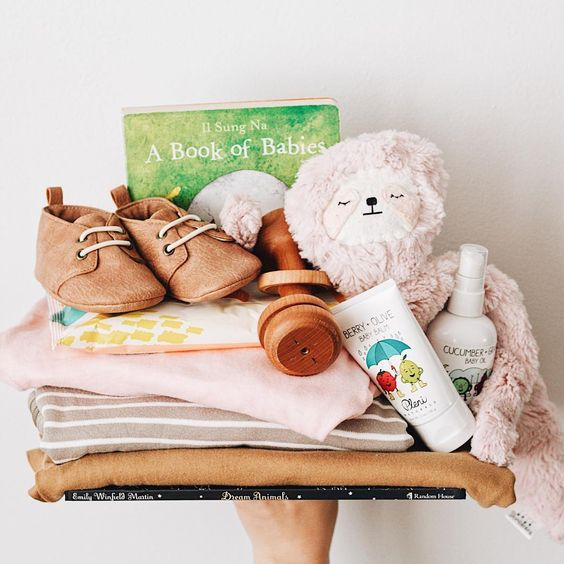 stacklay tips and inspiration - baby stuff