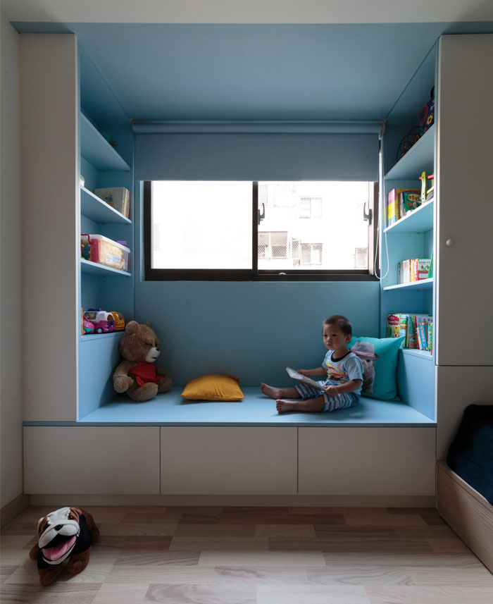 Ideas para crear un rincon de lectura Montessori infantil 7