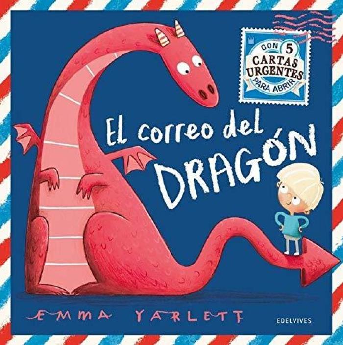 Recomendaciones cuentos infantiles Sant Jordi - Emma Yarlett - EL correo del dragon