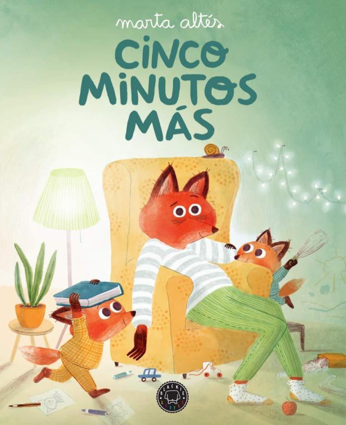 Recomendaciones cuentos infantiles Sant Jordi - Marta Altes - Cinco Minutos Mas