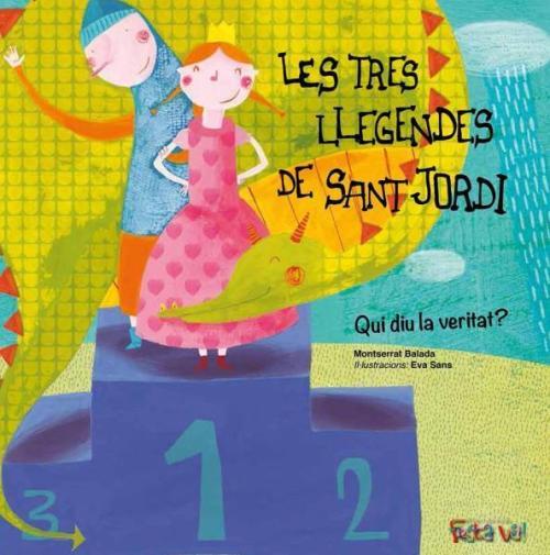 Cuentos alternativos a la leyenda de Sant Jordi 5