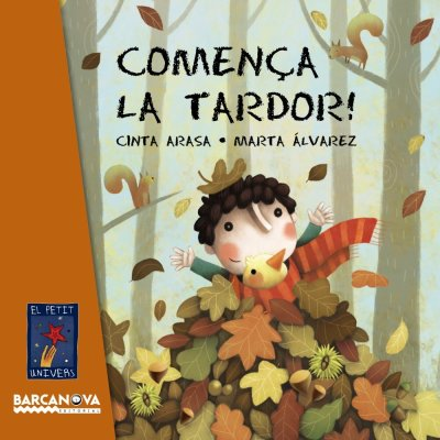 comença la tardor - libros de otoño para niños - autumn children books - contes de tardor