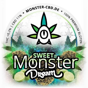 Monster-CBD • Premium Blüten & Öl kaufen • Onlineshop 15