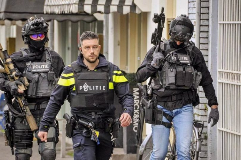 augmented reality kepolisian belanda