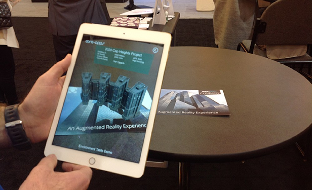 event augmented reality