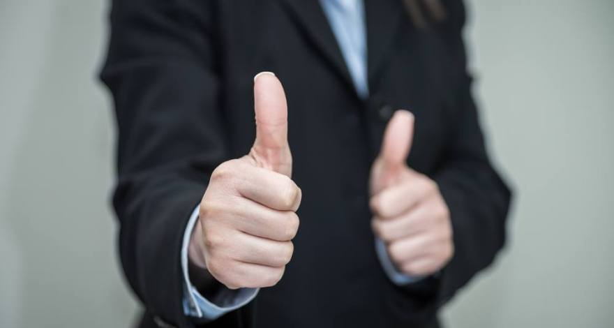 How to make a first great impression during a sales pitch