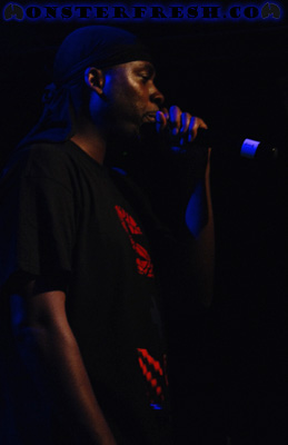 (Sorry I started subconsciously ... & GZA in Seattle Pro-Tools/Liquid Swords | Monster Fresh