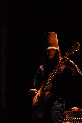 buckethead new years seattle header shot