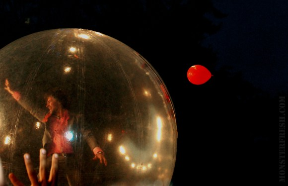 Bubble-stage-reach