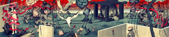 James-Jean-procession-full