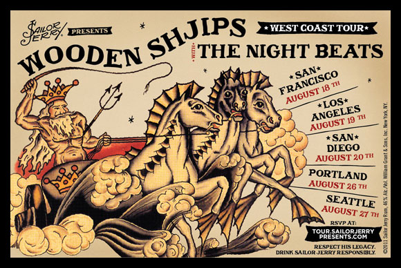 Wooden Shjips New Albumvideo Free Tickets To West Coast Tour